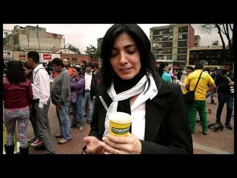 Comercial Corona FLASH Maquillaje de Alimentos: Lina Rangel