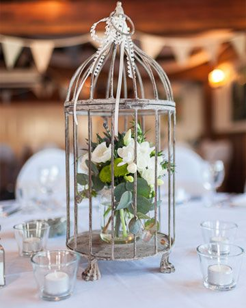 25 Best Ideas About Birdcage Wedding Decor On Pinterest