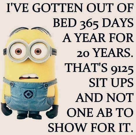 Times that by 3 and I should be ripped!!!