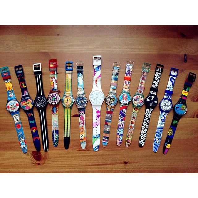 #SwatchDe Swatches, Swatches Lust, Swatches Vintageswatch
