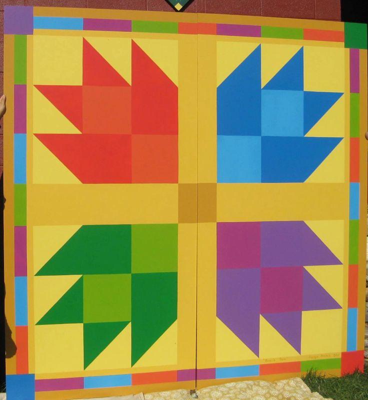 50 Best State Quilt Blocks Images On Pinterest Barn