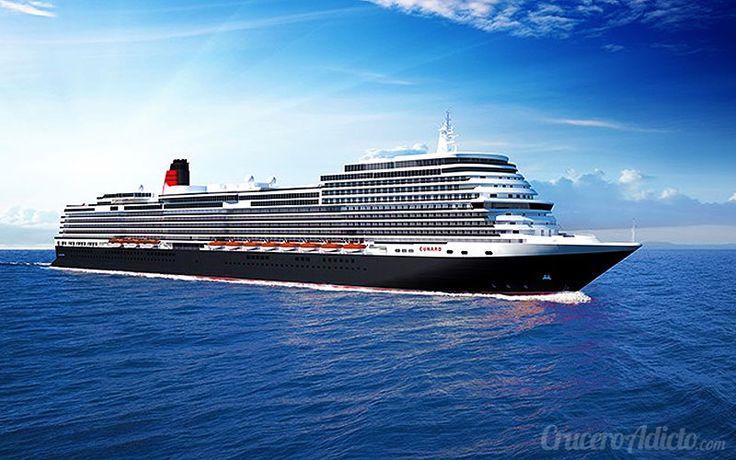 cuarto barco de cunard - cuarto barco de Cunard Line 02 - Cuarto barco de Cunard Line, revelada la nueva generación de barcos - photo