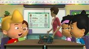 Free social skills video about paying attention when the teacher is talking with corresponding fluency passages, common core extension activities, coloring pages, and printable books for grades K-2. Could also be used with older elementary students with special needs. There are a lot more videos on wondergrovekids.com about safety, citizenship, manners, nutrition, fitness, and more!