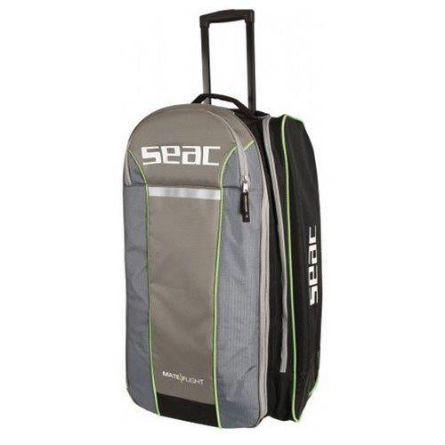Seac Mate Flight HD Roller Backpack Dive Bag 3802 118048