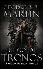 #Libro Juego de Tronos - G.R.R Martin