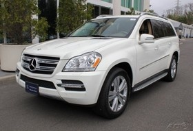 2012 Mercedes GL450 4Matic