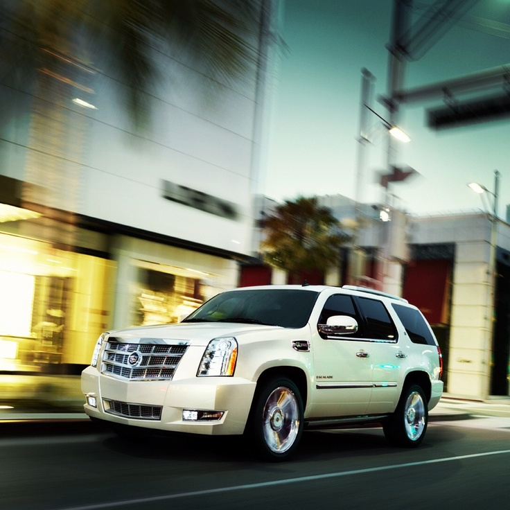 Its utility often gets overlooked. For obvious reasons. #Cadillac #Escalade