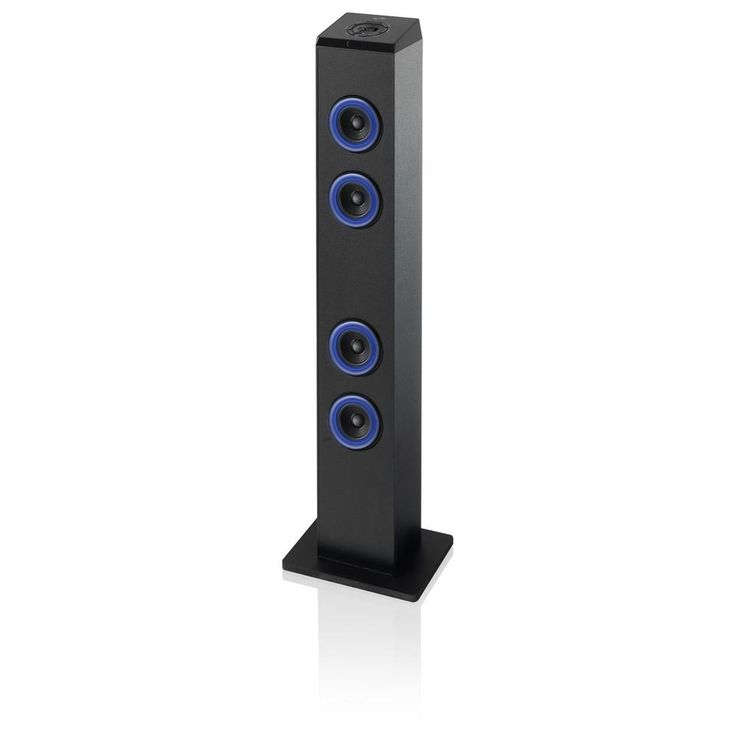 Bluetooth Tower Speaker with LED lights