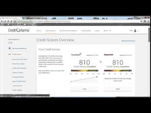 Review of Credit Karma - truly free credit score website.   Read the rest of this entry » https://durac.org/review-of-credit-karma-truly-free-credit-score-website/ #CreditKarma(BusinessOperation), #CreditScoreInTheUnitedStates, #Free #CreditScoreVideos