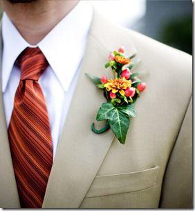 grooms attire fall wedding - Google Search