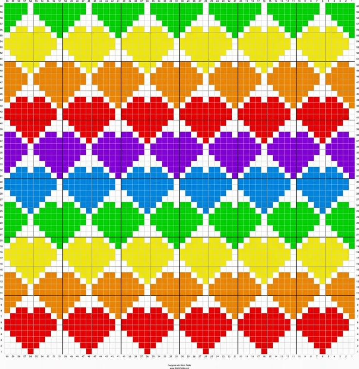 520 Best Images About Crochet Graph C2c On Pinterest