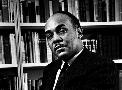 Paris Review - The Art of Fiction No. 8, Ralph Ellison | author interview | big thinker, extraordinary writer