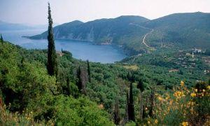 Frikes Bay, Ithaca...10 perfect greek island holidays - guardian