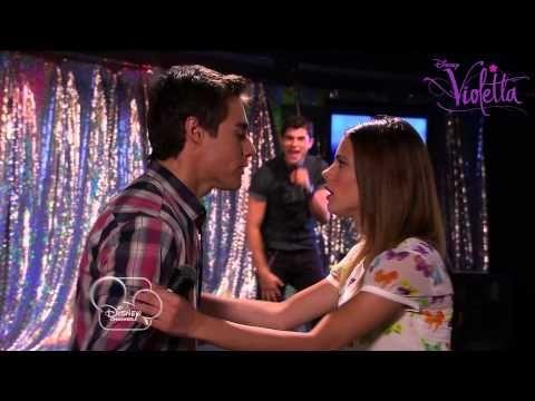 """Violetta saison 2 - """"Voy por ti"""" (épisode 3) - Exclusivité Disney Channel"""