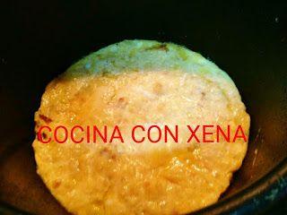 COCINA CON XENA: Tortilla de patatas en Ollas Gm E o F ( cuajada con presión vapor)