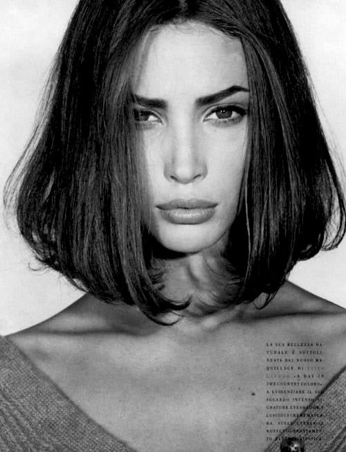 http://www.larevuedekenza.fr/  Christy Turlington - timeless elegance. Here's a working woman who works out and eats healthy - all the time. And it shows.
