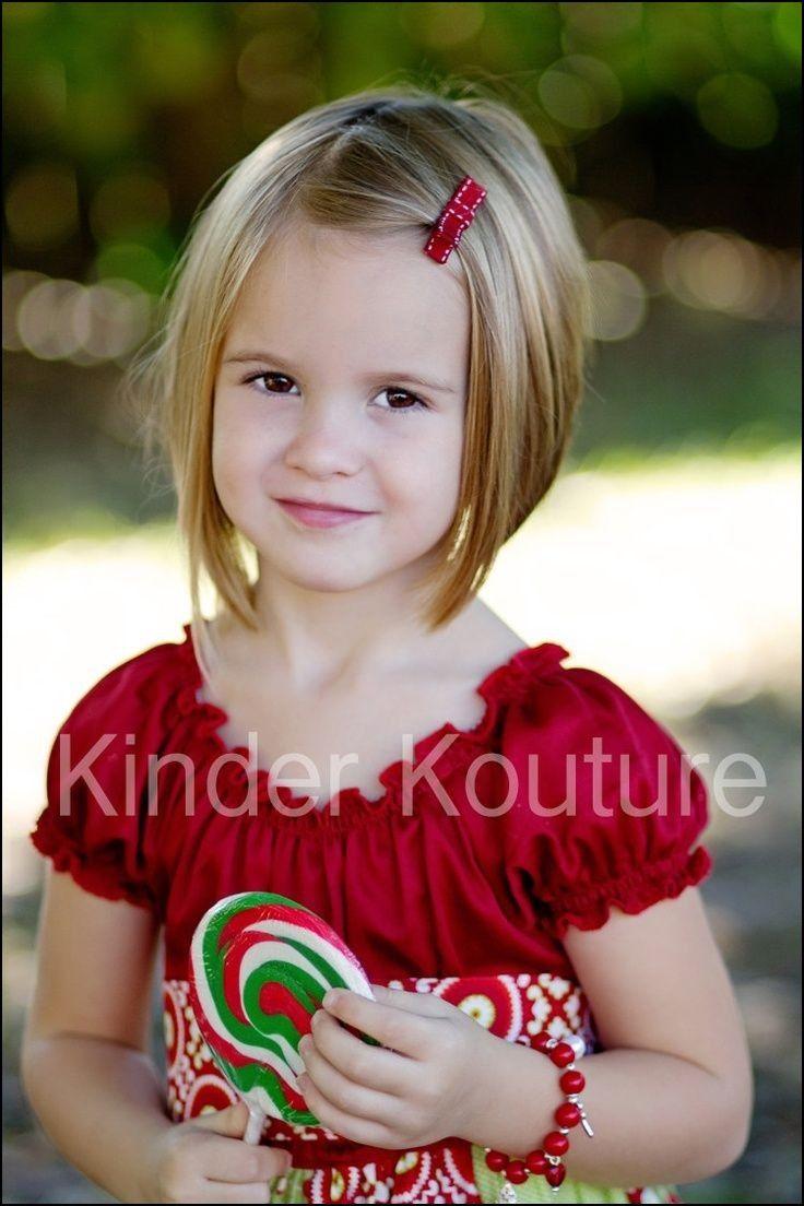 Little Girls Haircuts Photos