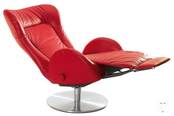 comodi ci rilassiamo http://www.livitalia.it/it/poltrone-poltroncine/464-natural-poltrona-relax-reclinabile-in-pelle-bianca-struttura-acciaio-verniciato-o-cromato-casa-living-studio.html