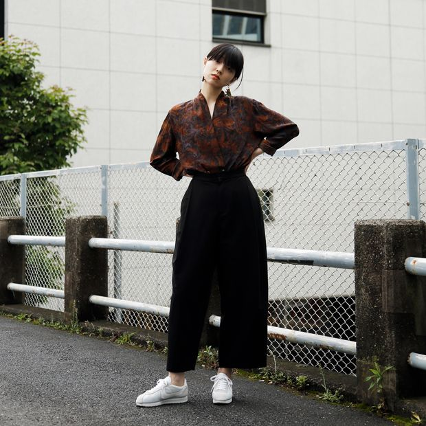 Droptokyo (ドロップトーキョー) » Blog Archive » DROPSNAP! MIYU OTANI, MODEL – JUNGLE
