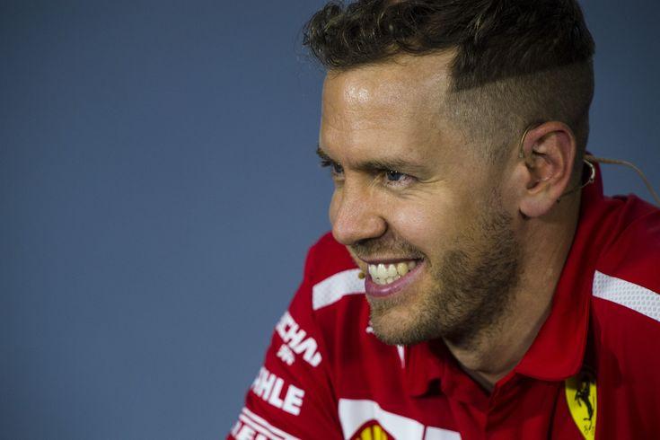Vettel ha appioppato il nome alla SF71H: Loria
