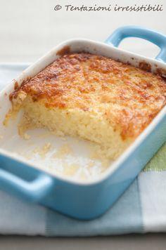 Ecco un' altra ricetta di famiglia, di quelle che non si sa perchè, ma fa sempre piacere assaporare. Questa spuma di patate è un piatto sem...