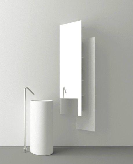 CTline bathroom storage   storage . Regal . étagère   Design: Victor Vasilev   Boffi  