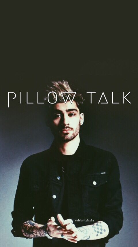 FREE •Zayn Malik 'Pillow Talk Lockscreen• please LIKE if you save! BE HONEST!