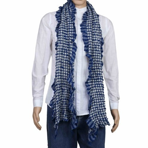 Checkered Jacquard Indian Clothes Accessory for Men Scarf Wool Cold Weather ShalinIndia,http://www.amazon.com/dp/B008Z92DEO/ref=cm_sw_r_pi_dp_Y4aZqb1E3JPYDNG7