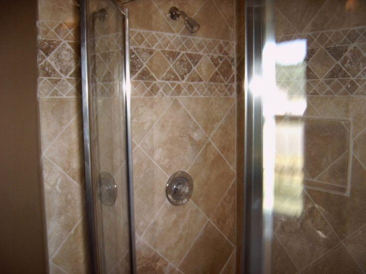 11 best shower tile patterns images on Pinterest Bathroom