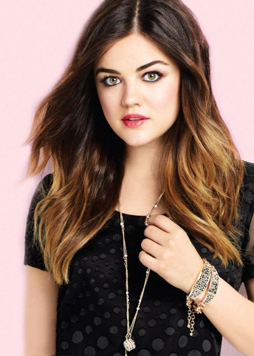 Lucy Hale for Mark 2014 Magalog Fall