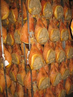 prosciutto- I could live on this alone!