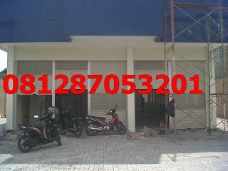 ROLLING DOOR TEKHNIK: tukang rolling door jakarta 081287053201