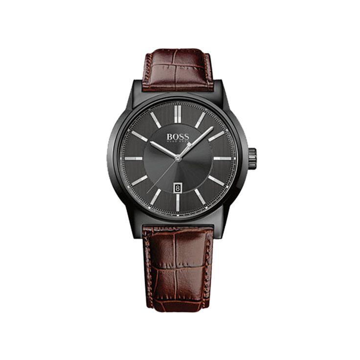 Hugo Boss 1513071 Black férfi karóra - Boss - óra, karóra, webáruház és üzlet, Vostok, Bering, Ice Watch, Morgan, Mark Maddox, Zeno watch, Lorus