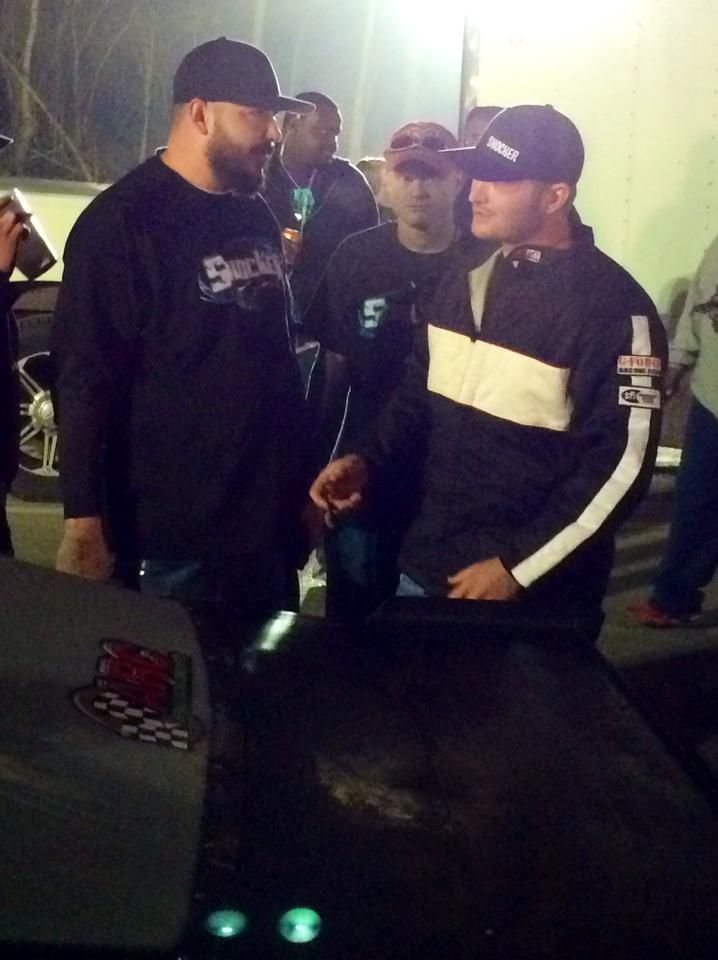 Kye Kelley The Shocker from Discovery's Street Outlaws is Arc Equipped and Sponsored