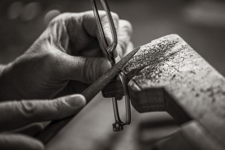 Flair Handmade in Germany, Acetat-Bearbeitung