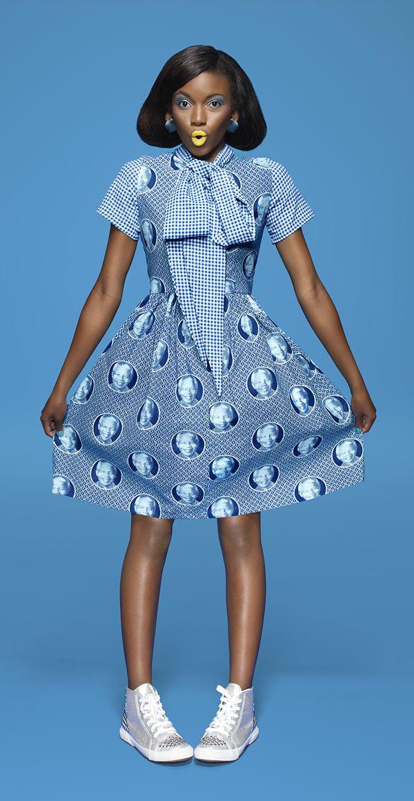 NOKIA ASHA FASTLANE, South Africa ~African fashion, Ankara, kitenge, African women dresses, African prints, Braids, Nigerian wedding, Ghanaian fashion, African wedding ~DKK