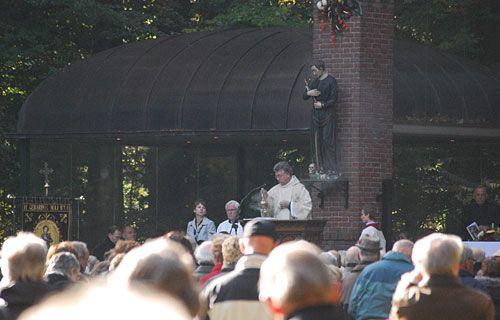 Gerardus Majella processie