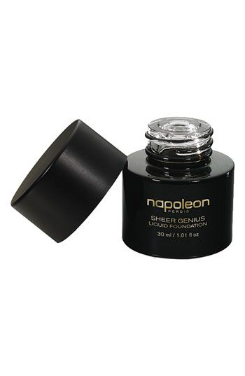 Napoleon Perdis 'Sheer Genius' Liquid Foundation SPF 22 available at #Nordstrom