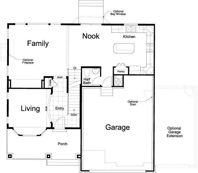 166 Best Ivory Homes Floor Plans Images On Pinterest