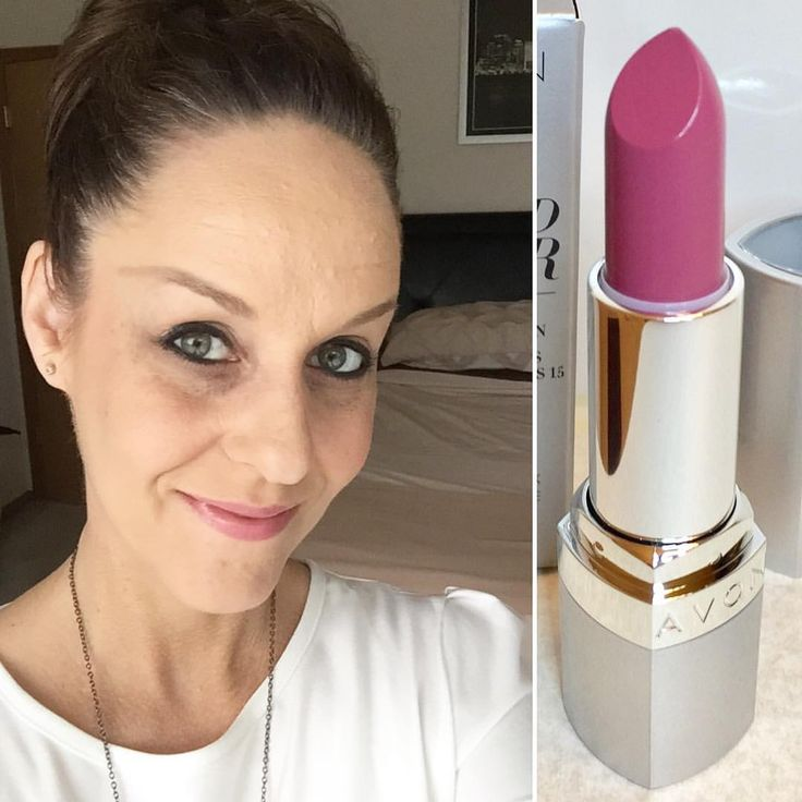 """11 Likes, 1 Comments - Heather Carr (@hethrgood) on Instagram: """"I'm wearing Avon's Beyond Color Lipstick in Mad for Mauve today! Get yours on sale for $5.99…"""""""