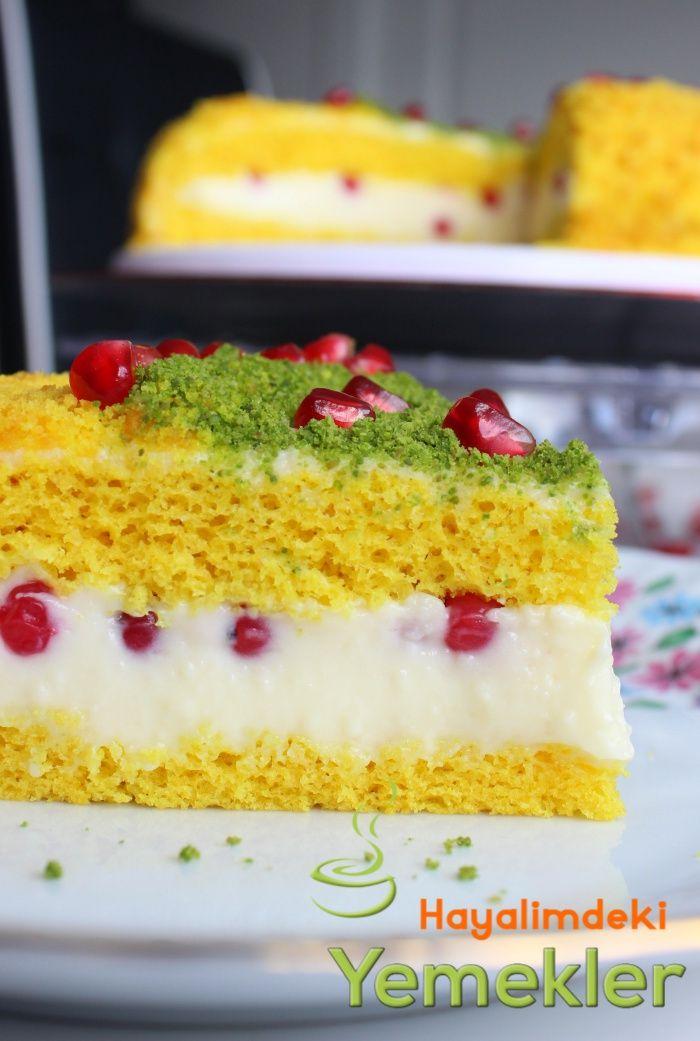 misafire özel pastalar