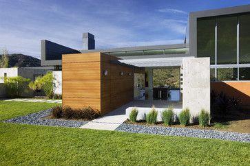 Abramson Teiger Lima Residence modern exterior