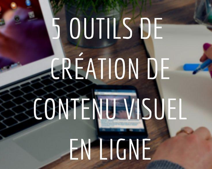 Votre graphiste est submergé? Voici ma sélection d'outils de création de #contenu #visuel en ligne. Testez et adoptez celui qui vous conviendra le mieux #webmarketing