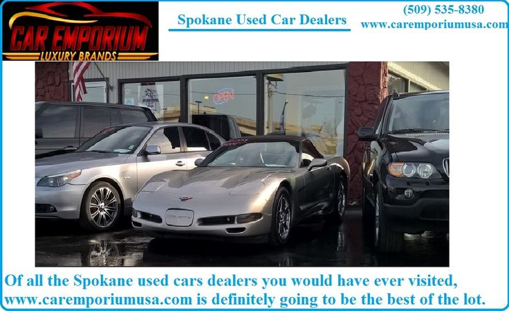Of all the Spokane used cars dealers you would have ever