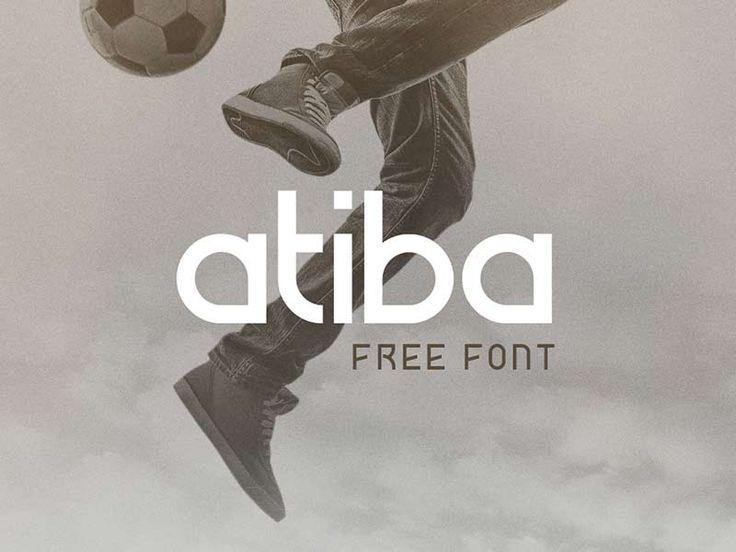 Atiba - Free Font