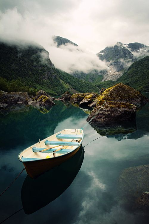 Norway: Foglefonna National Park