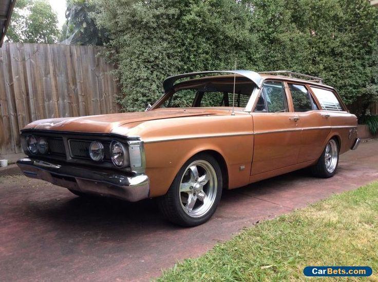 ford falcon xy station wagon  #ford #falcon #forsale #australia