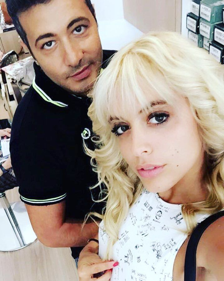 #barbie #Asya #blonde #bionda #capelli #hair #stylist #Massimo #Sublime #esprimitialmeglio #top #girl #asyavale
