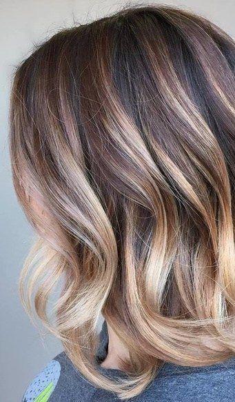54 Creme Blonde Haarfarbe Ideen für kurze Frisuren im Frühjahr 2019 –  – #Kurzhaarfrisuren