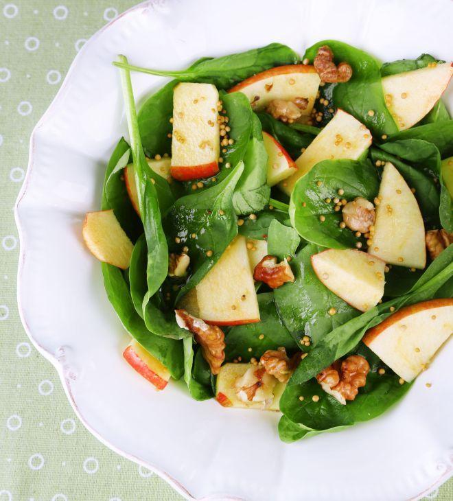 ricette di verdure verdi con clorofilla